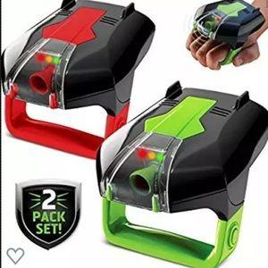 NWOT Sharper Image Infrared Laser Tag Set 2 player